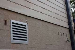 Vent Cover Sub Floor Fan Roof Ventilation