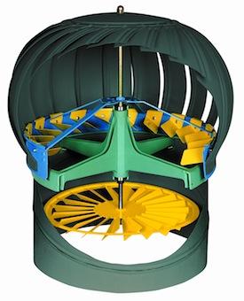 Whirlybird 3D