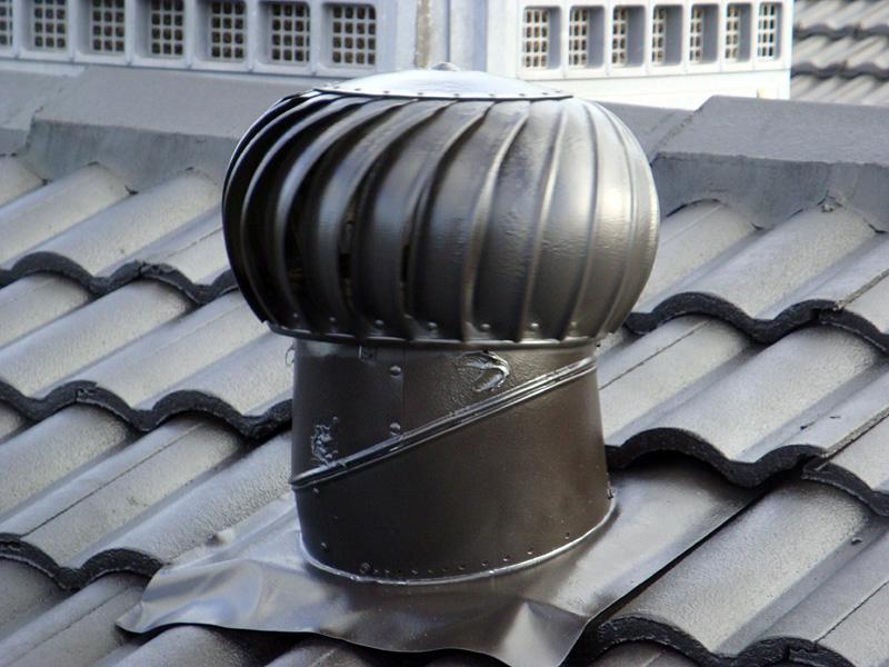 Whirlybird Dark Roof