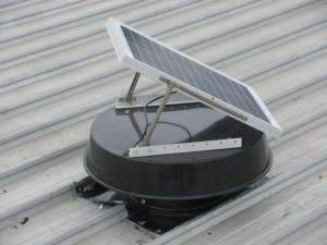 Solar Whiz Roof Ventilation Blog
