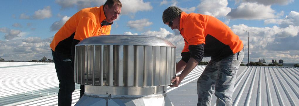 Commercial Roof Ventilation : Commercial roof ventilation alternatives chart