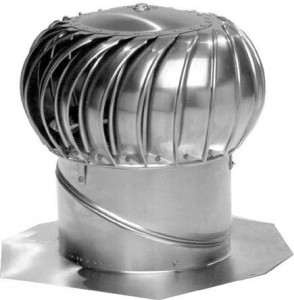 Whirlybird Roof Ventilation Alternative