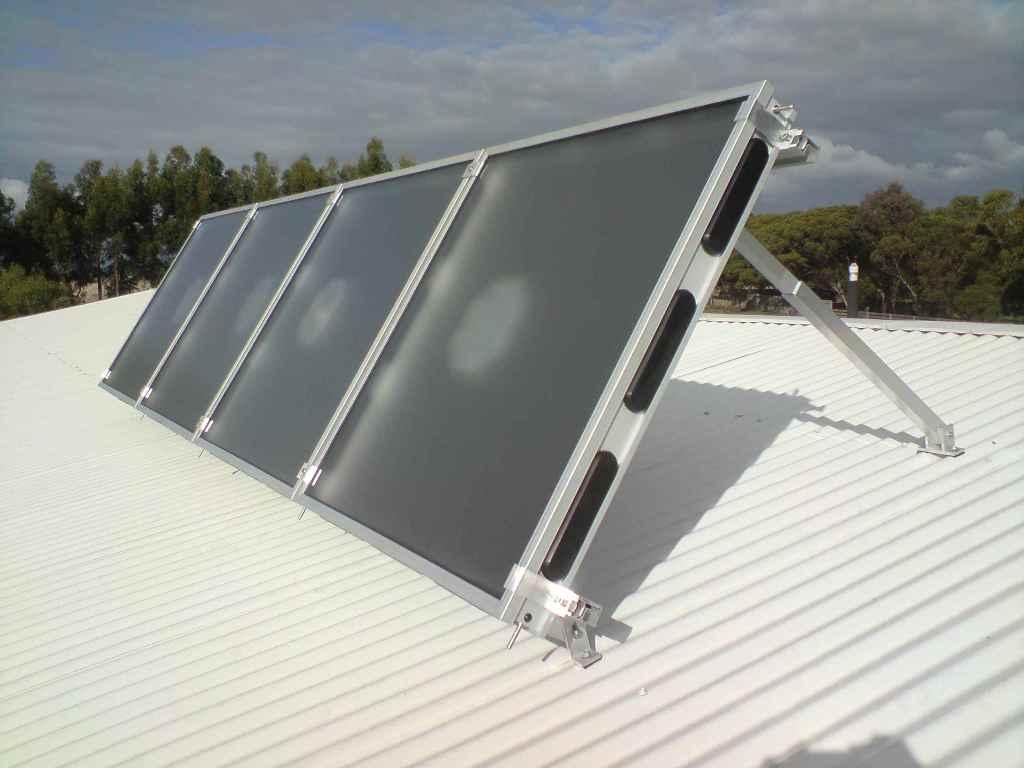 Solar Heating Module